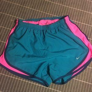 Nike Women's Dri Fit Athletic Shorts